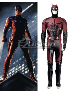 Marvel 2015 Hot TV Show Daredevil Cosplay Costume Outfits