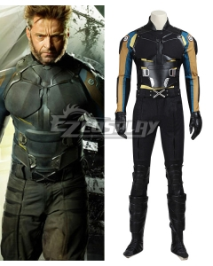 X-Men: Days of Future Past Wolverine Cosplay Costume Deluxe Version