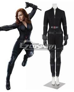 Marvel Captain America Civil War Black Widow Natasha Romanoff Cosplay Costume
