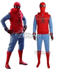 Marvel Spiderman Spider-Man:Homecoming Spider-man Spider Man Superhero Peter Parker Cosplay Costume