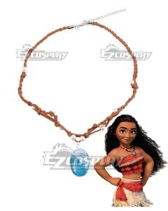 Disney Moana Moana Necklace Cosplay Accessory Prop