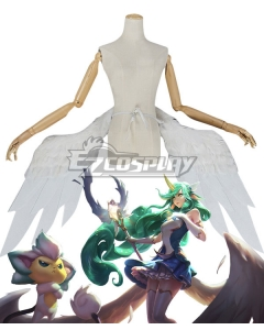 League of Legends LOL Star Guardian Soraka Wing Cosplay Accessory Prop