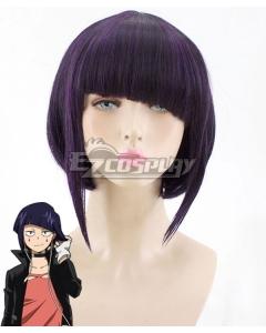 My Hero Academia Boku no Hero Akademia Kyouka Jirou Purple Cosplay Wig
