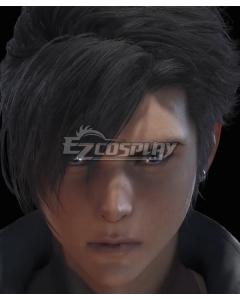 Final Fantasy XVI FF16 Clive Rosfield Black Cosplay Wig