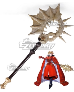 Fire Emblem: Three Houses 5 Years Edelgard Von Hresvelg Timeskip Axe Cosplay Weapon Prop