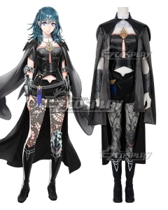 Fire Emblem: Three Houses Female Byleth Cosplay Costume B Edition