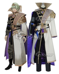 Fire Emblem: Three Houses Male Byleth Enlightened One Cosplay Costume