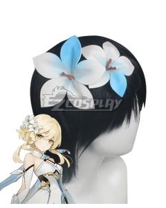 Genshin Impact Female Traveler Headwear Cosplay Accessory Prop