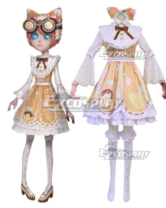 Identity V Mechanic Tracy Reznik Candy Girl Halloween Cosplay Costume