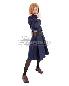 Jujutsu Kaisen Sorcery Fight Kugisaki Nobara Cosplay Costume