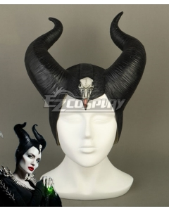Maleficent: Mistress of Evil 2019 Movie Maleficent Headgear Halloween Cosplay Accessory Prop
