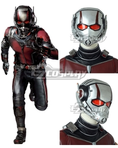 Marvel 2018 Ant Man 2:Ant Man and the Wasp Scott Edward Harris Lang Helmet Cosplay Accessory Prop - Only Helmet