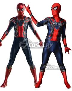 Marvel Avengers 3: Infinity War Spiderman Spider-Man Spider Man Peter Parker Cosplay Costume