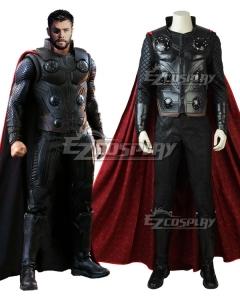 Marvel Avengers 3: Infinity War Thor Odinson Cosplay Costume