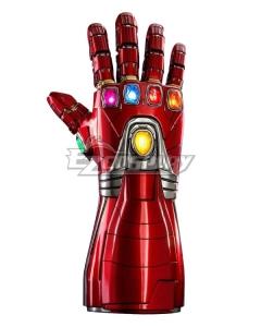 Marvel Avengers: Endgame Iron Man IronmanTony Stark PVC Gloves Cosplay Accessory Prop
