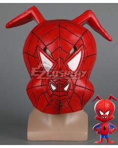 Marvel Spiderman Spider-Man: Into The Spider-Verse Spider-Ham Peter Porker SpiderMan Halloween Headgear Cosplay Accessory Prop