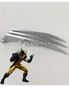 Marvel X Men X-Men Wolverine Logan Huge Jackman Two Paw Cosplay Accessory Prop