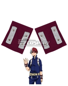 My Hero Academia Boku No Hero Akademia Shoto Todoroki Hand wear Cosplay Accessory Prop