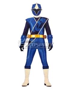 Power Rangers Ninja Steel Ninja Steel Blue Cosplay Costume