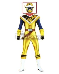 Power Rangers Ninja Steel Ninja Steel Gold Helmet Cosplay Accessory Prop