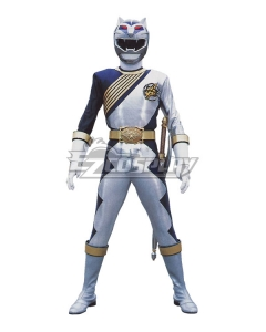 Power Rangers Wild Force Lunar Wild Force Ranger Cosplay Costume