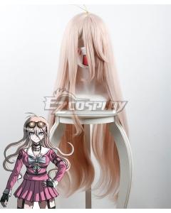 Danganronpa V3: Killing Harmony Miu Iruma Pink Cosplay Wig-325H