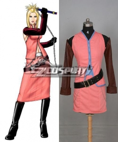 Final Fantasy VIII Quistis Trepe Cosplay Costume