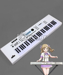 BanG Dream! Poppin'Party Ichigaya Arisa Electronic Organ Cosplay Weapon Prop
