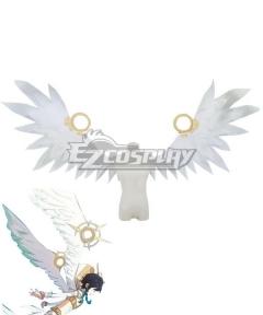 Genshin Impact Venti Barbatos Wings Cosplay Accessory Prop