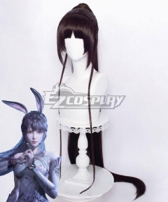 Douluo Dalu Soul Land After Five Years Xiao Wu Brown Cosplay Wig