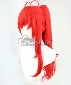 Genshin Impact Comics Diluc Red Cosplay Wig