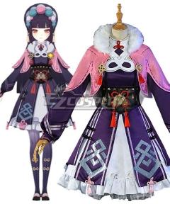 Genshin Impact Yunjin Halloween Cosplay Costume