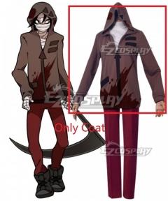 Angels Of Death Satsuriku No Tenshi Zack Cosplay Costume-Only Coat