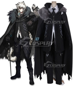 Arknights Silverash Cosplay Costume