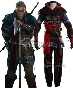 Assassin's Creed Valhalla Eivor Cosplay Costume