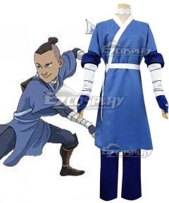 Avatar: The Last Airbender Sokka Cosplay Costume - New Edition