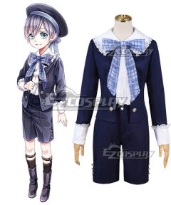 Black Butler Ciel Phantomhive Twins Cosplay Costume