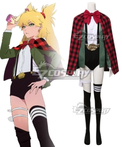 Burn the Witch Ninny Spangcole Cosplay Costume