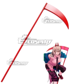 Chainsaw Man Power Cosplay Weapon Prop
