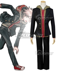 Danganronpa Dangan Ronpa Naegi Makoto Uniform Cosplay Costume