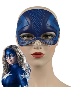 DC Stargirl Courtney Whitmore Mask Cosplay Accessory Prop