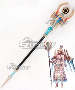 Dissidia Final Fantasy NT Materia  Cosplay Weapon Prop