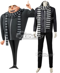 Despicable Me 3 Gru Cosplay Costume