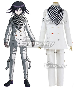 Danganronpa Dangan Ronpa V3: Killing Harmony Kokichi Oma Cosplay Costume