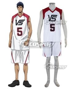 Kuroko's Basketball Last Game Daiki Aomine Cosplay Costume