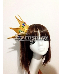 No Game No Life NGNL Noge Nora Cosplay Younger Sister Shiro Imperial Crown Cosplay EVA Prop