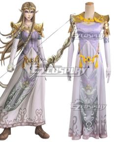 The Legend of Zelda: Princess Zelda Cosplay Costume