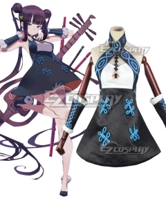 Fate Grand Order FGO Yang Guifei Stage 1 Cosplay Costume