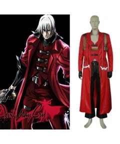 Devil May Cry Dante Cosplay Costume
