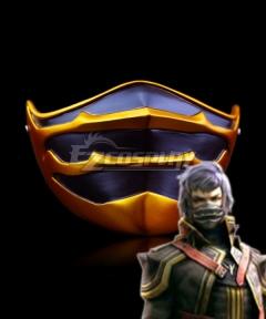 Final Fantasy Type-0 Kurasame Susaya Mask Cosplay Accessory Prop